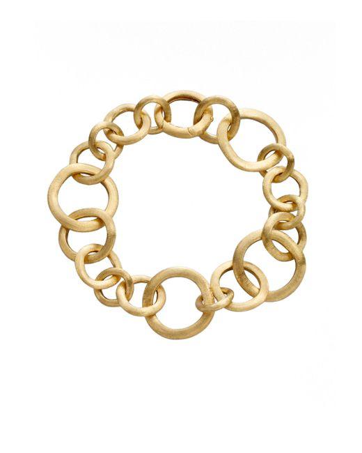 Marco Bicego - Metallic Jaipur Link 18k Yellow Gold Bracelet - Lyst