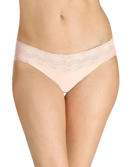 Natori Foundations | Natural Bliss Perfection Thong | Lyst