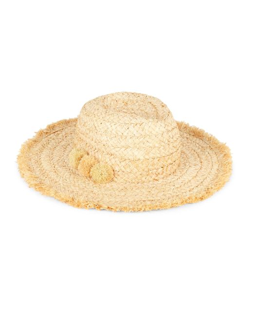 Hat Attack - Natural Thick Braid Ranch Hat - Lyst
