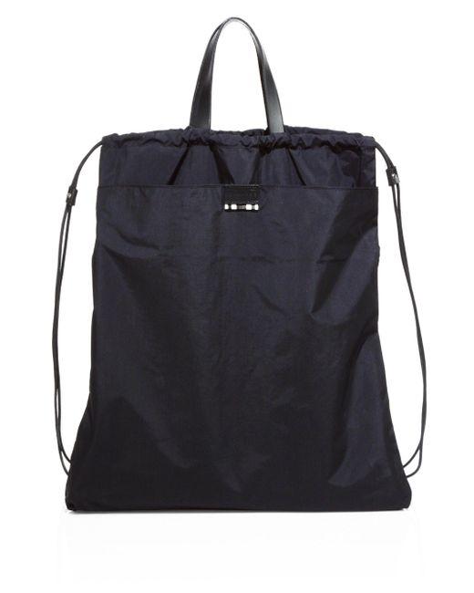 Danward - Black Two-in-one Drawstring Tote Backpack for Men - Lyst