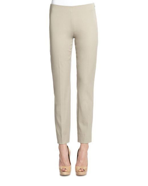 Elie Tahari - Natural Juliette Pants - Lyst