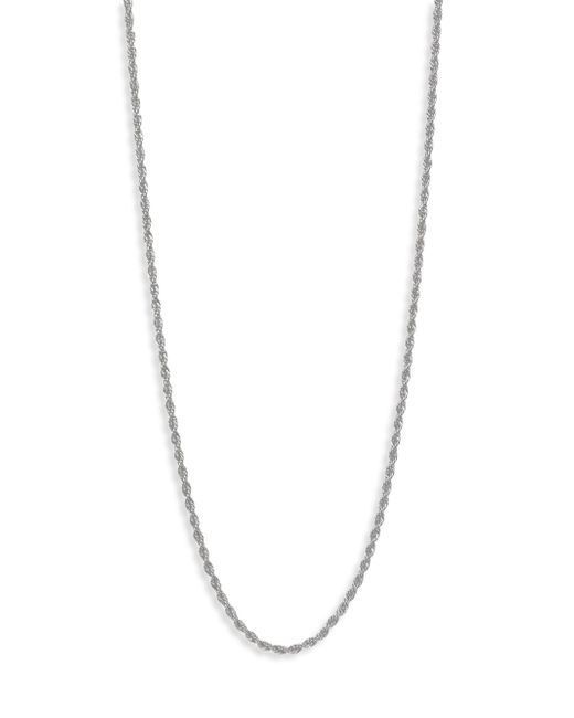 Vita Fede | Metallic Nora Sterling Silver Long Necklace | Lyst