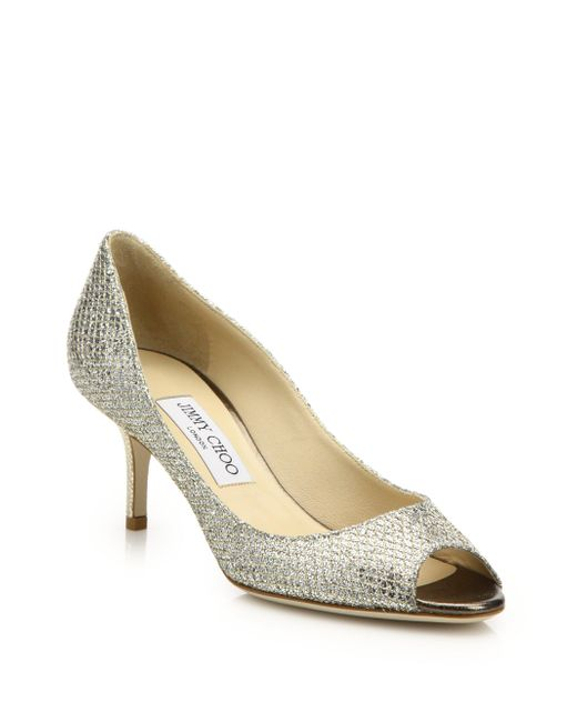 Jimmy Choo - Multicolor 'isabel' Pump - Lyst