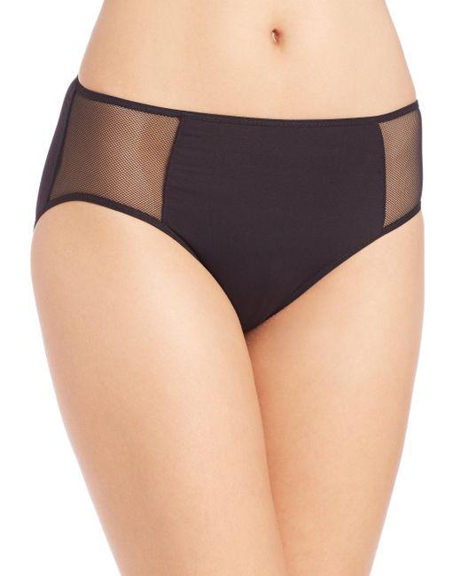 Wacoal | Black Body By High-cut Bikini Brief | Lyst