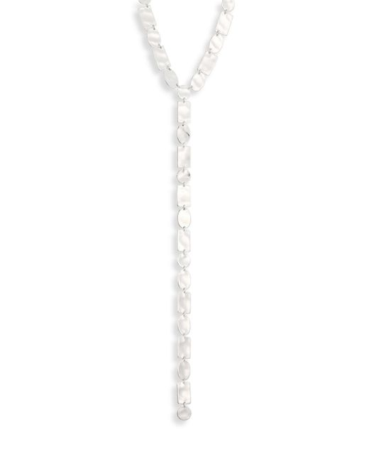 Ippolita - Metallic 925 Senso Oval & Rectangle Disc Y-necklace - Lyst