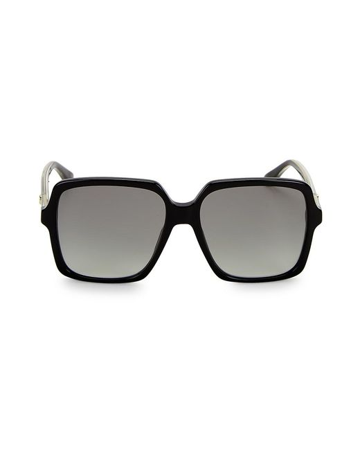 Gucci Black GG0375S 001 Women's Sunglasses