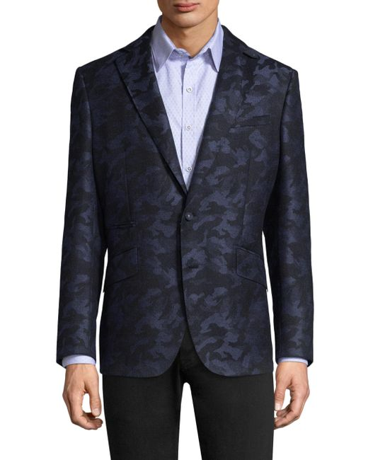 Robert Graham | Blue Portgain Sportcoat for Men | Lyst
