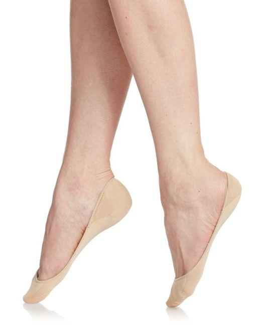 Hue | Natural Ultra-low Liner Socks Set | Lyst