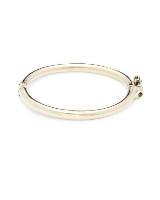 Miansai | Metallic Hinge & Screw Lock Bracelet | Lyst