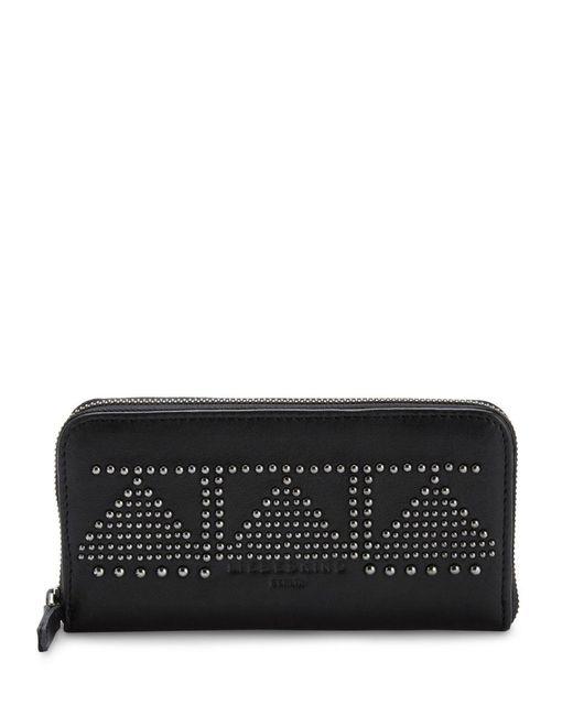 Liebeskind | Black Annu Lamb Leather Wallet | Lyst