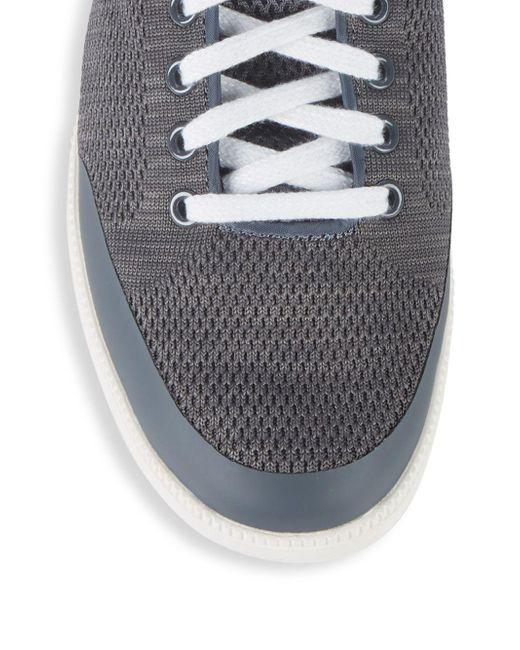 0d88d328430d9 Men's Gray Braylon Low-top Sneakers