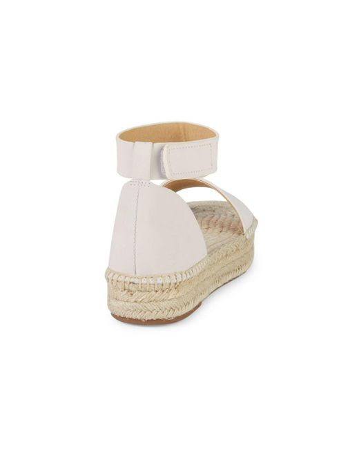 a3851c36b78 Lyst - Splendid Jensen Espadrille Sandals in White - Save 68%