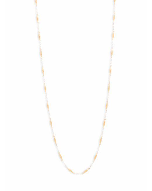 Gurhan - Metallic Sterling Silver Long Chain Necklace - Lyst
