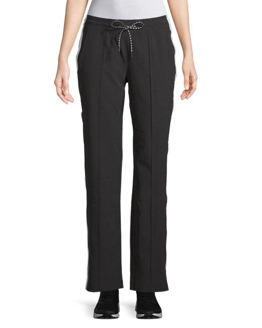 Marc New York - Black Act Snap-off Track Pants - Lyst