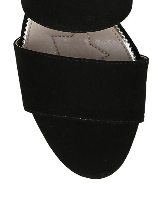 Women's Black Olivia Ankle Sandals
