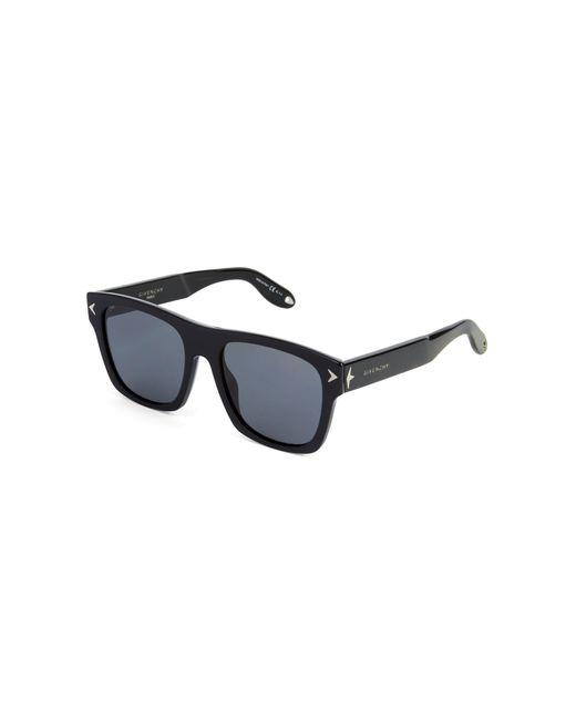 Givenchy Women's Black 55mm Square Sunglasses