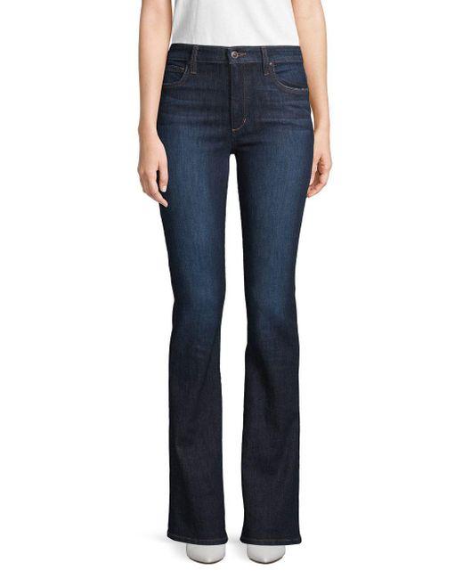 Joe's Jeans - Blue Phillis High-rise Boot Cut Jeans - Lyst