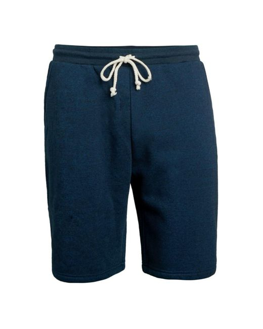Threads For Thought Blue Men's Garrett Shorts - Midnight - Size Xl for men