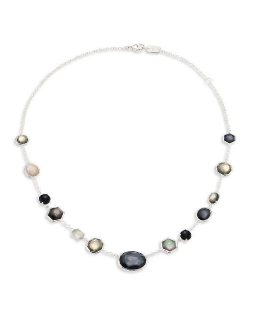 Ippolita - Metallic Rock Candy® Sterling Silver Mixed Stone Necklace - Lyst