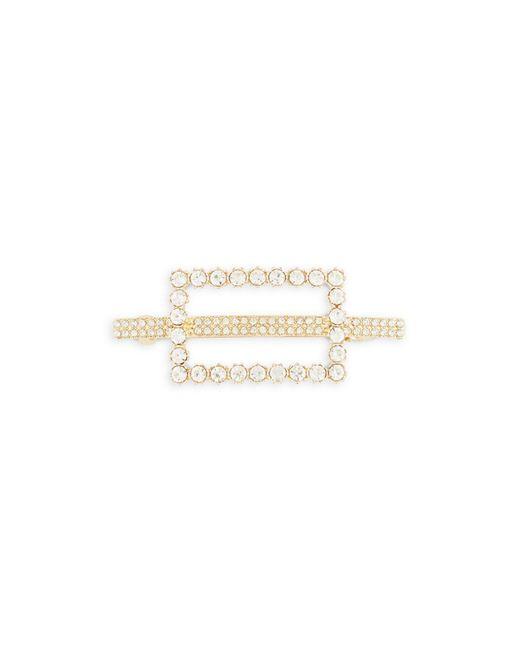 Tateossian Multicolor 14k White Gold, Tanzanite & Diamond Solitaire Ring for men