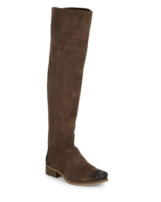 Seychelles - Brown Pride Over-the-knee Boots - Lyst