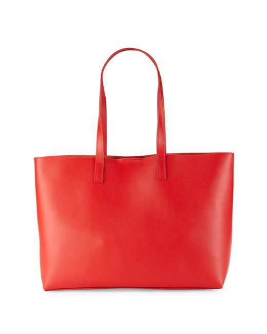Saks Fifth Avenue - Red Kacee East West Tote - Lyst