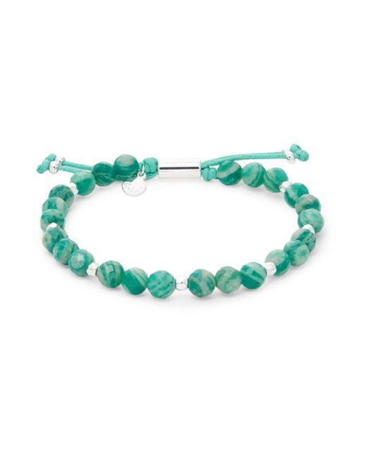 Gorjana - Green Power Russian Amazonite Bracelet - Lyst