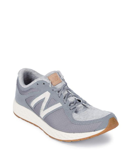 New Balance - Gray 416 Steel Round Toe Sneakers for Men - Lyst