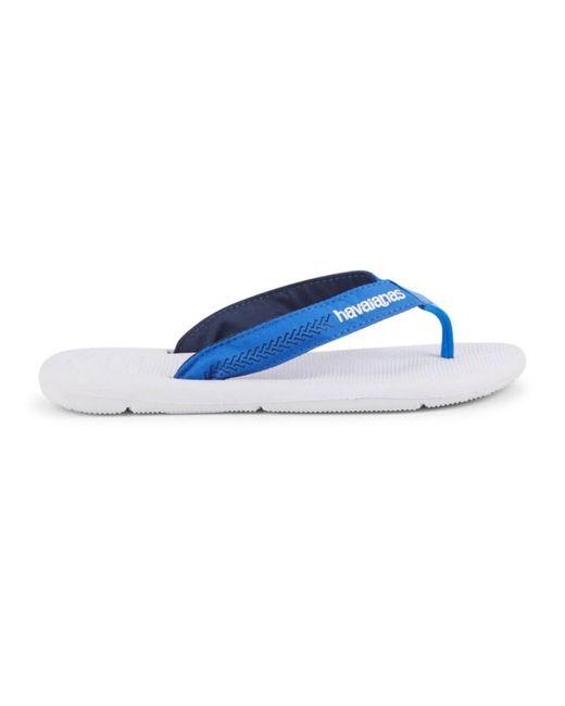 Havaianas Surf Pro Flip-flops - White Blue - Size 13/14 for men