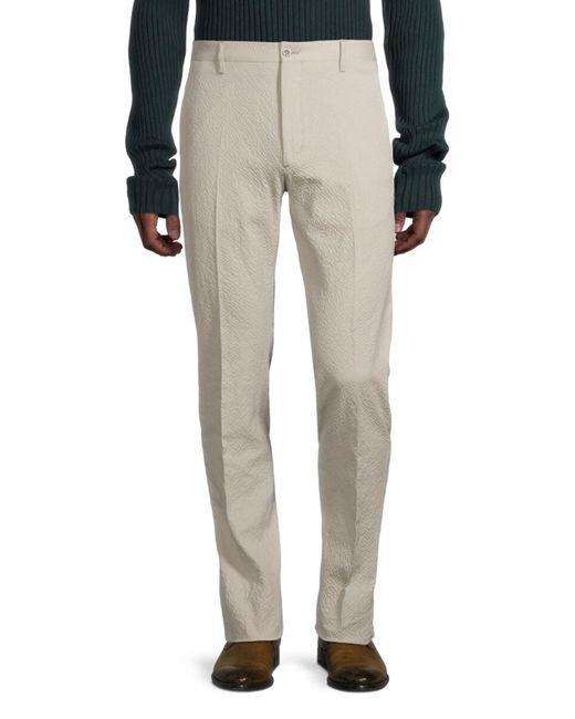 Zanella Men's Noah Textured Pants - Blue - Size 34 for men