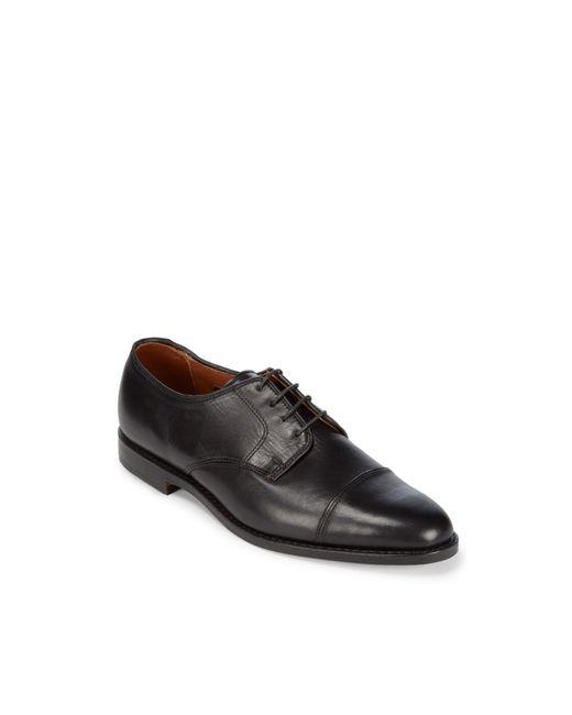 Allen Edmonds Black Riverside Leather Oxford for men