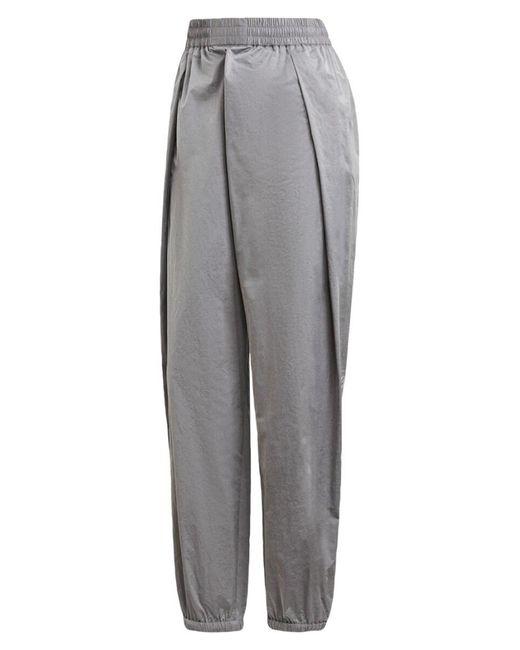 Y-3 Metallic Women's Ch1 Track Pants - Silver - Size Xs