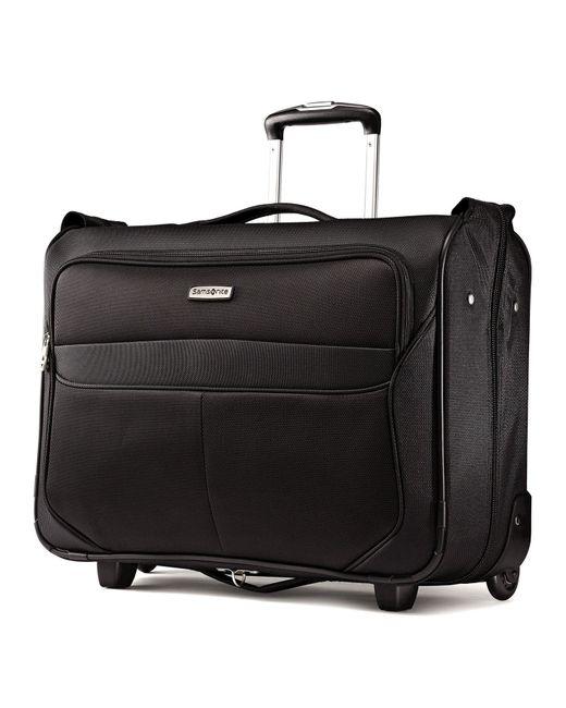 Samsonite - Black Lift 2 Carry-on Wheeled Garment Bag for Men - Lyst