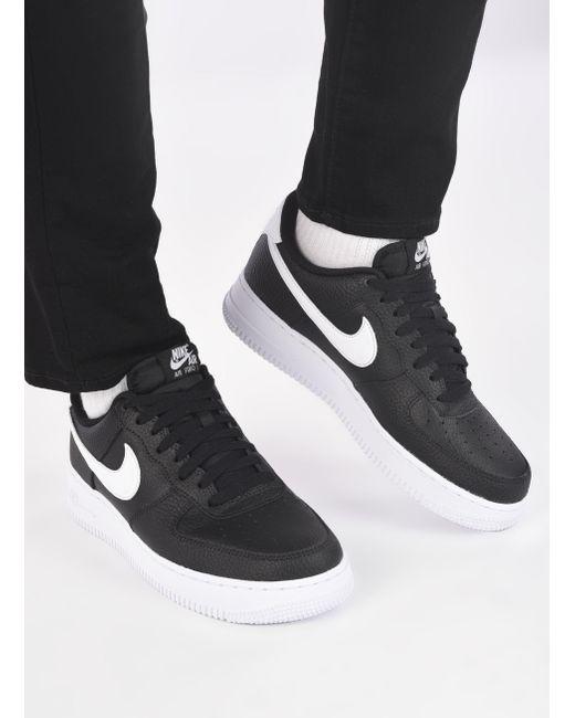 Air Force 1 '07 Nike pour homme en coloris Noir - Lyst
