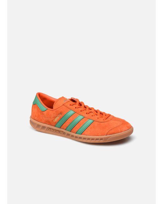 Hamburg adidas Originals pour homme en coloris Orange - Lyst