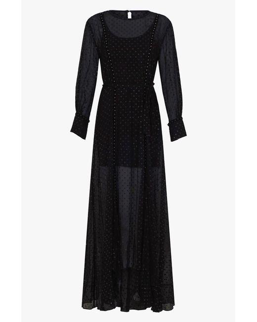 Sass & Bide - Black The Scout Long Dress - Lyst