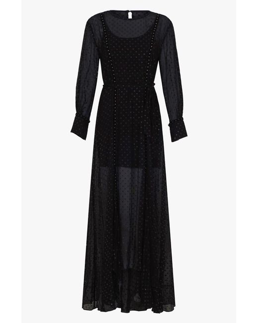 Sass & Bide - Black The Scout Long Dress - Lyst