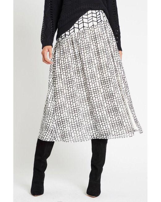 Sass & Bide Multicolor The Crowd Skirt