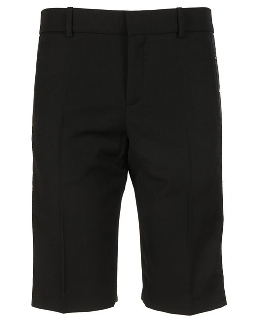 FAITH CONNETION - Black Kappa Trumpet Shorts for Men - Lyst