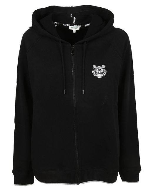 KENZO - Black Jacket - Lyst