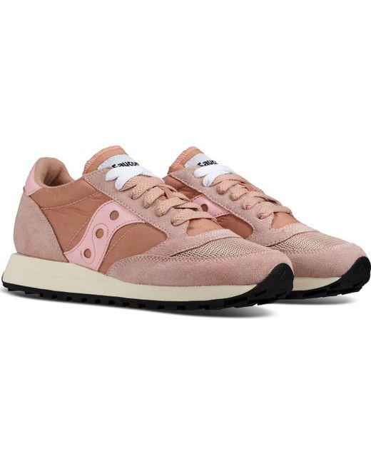 quality design 3f2bd c5ea9 Pink Jazz Original Vintage Women's Sneakers