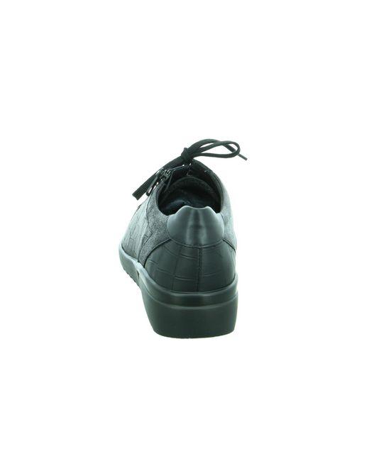 SOLIDUS Black Komfort Schnürer