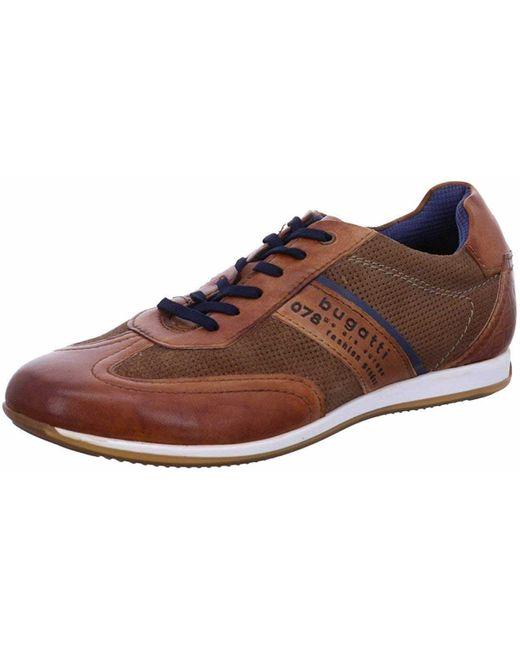 Bugatti Sneaker in Brown für Herren