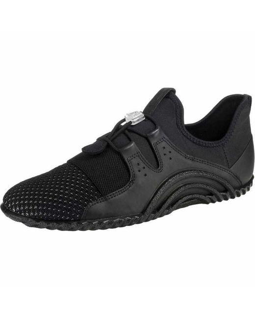 Ecco Black Sneaker