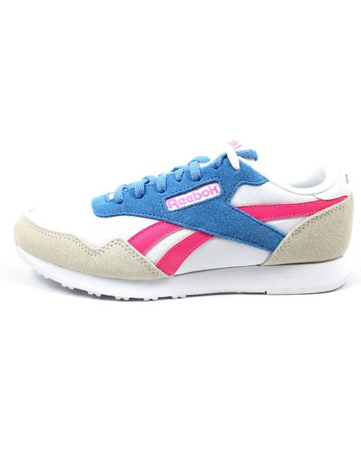 Reebok Blue Sneaker
