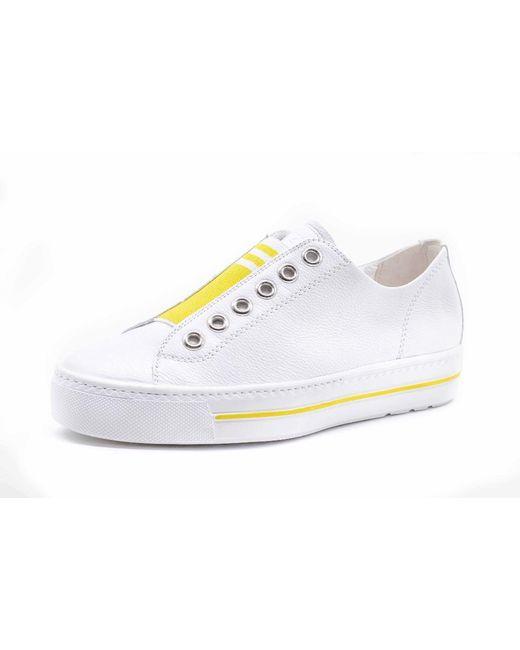 Paul Green White Sneaker