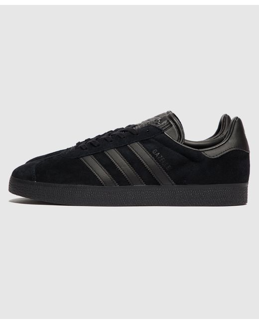 Adidas Originals Black Gazelle for men