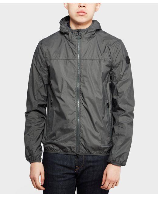 north sails bray jacket in grey for men lyst. Black Bedroom Furniture Sets. Home Design Ideas