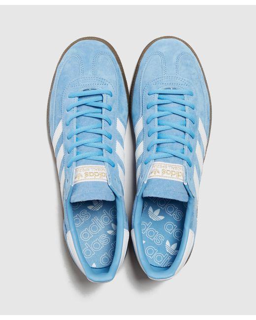 Adidas Originals Handball Spezial Sky Blue Trainers for men