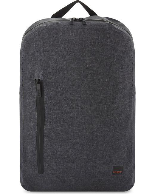 Knomo - Gray Thames Harpsden Water Resistant Laptop Backpack 20l for Men - Lyst